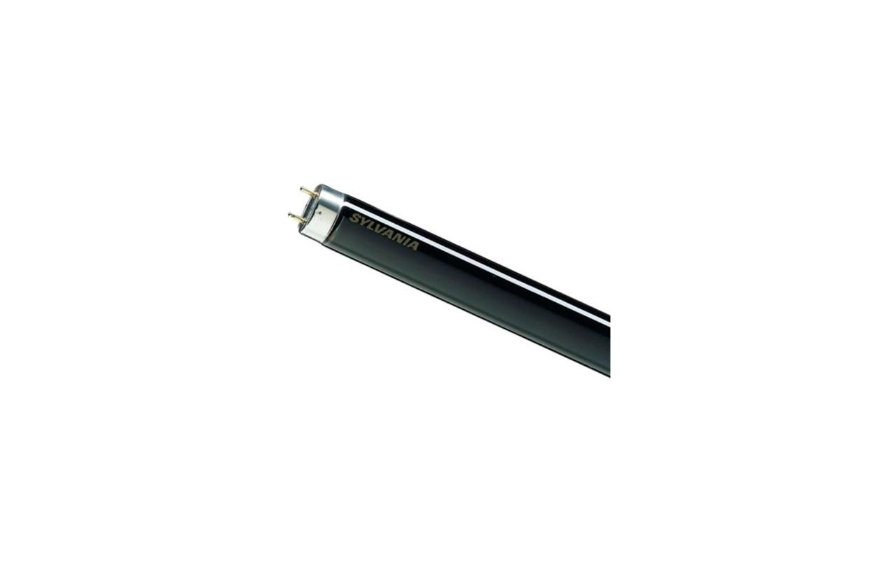 Lâmpada fluorescente Blacklight Blue tubular T8 18W 60cm UV
