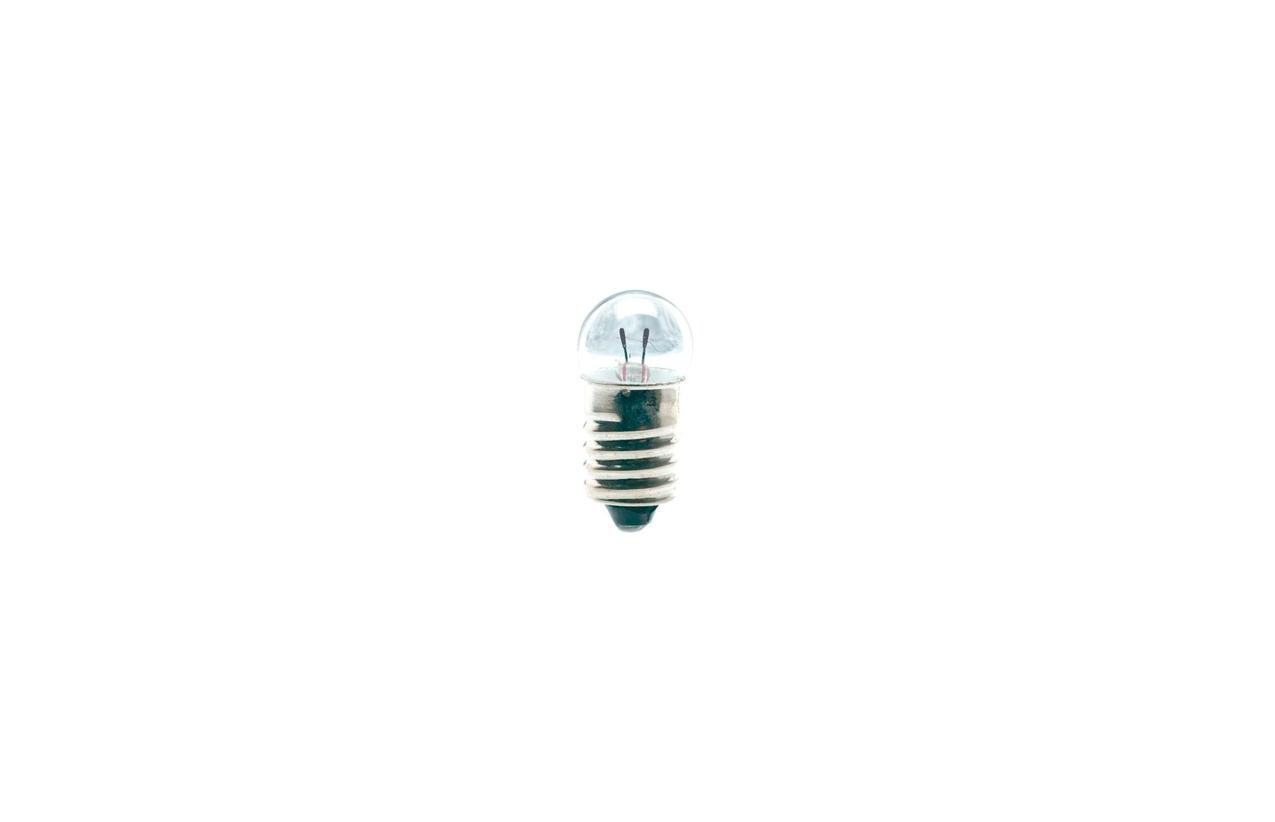 Lâmpada miniatura 6V E10