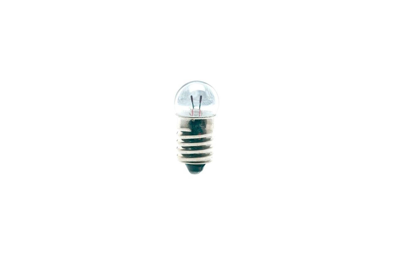 Lâmpada miniatura para lanterna 7V E10