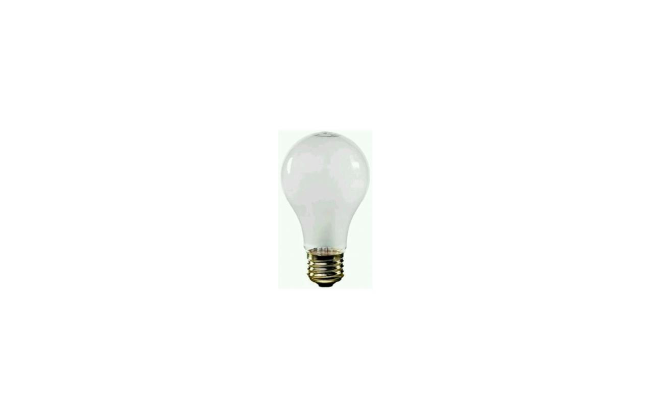 Lâmpada incandescente A60 standard E27 25W