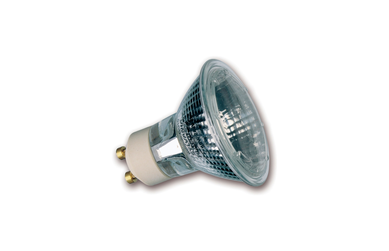 Lâmpada halogéneo ES50 40º GU10 35W