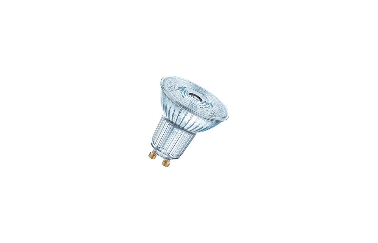 Lâmpada Parathom LED Advanced PAR16 GU10 5,5W dimável 3000K (branco quente) 260115