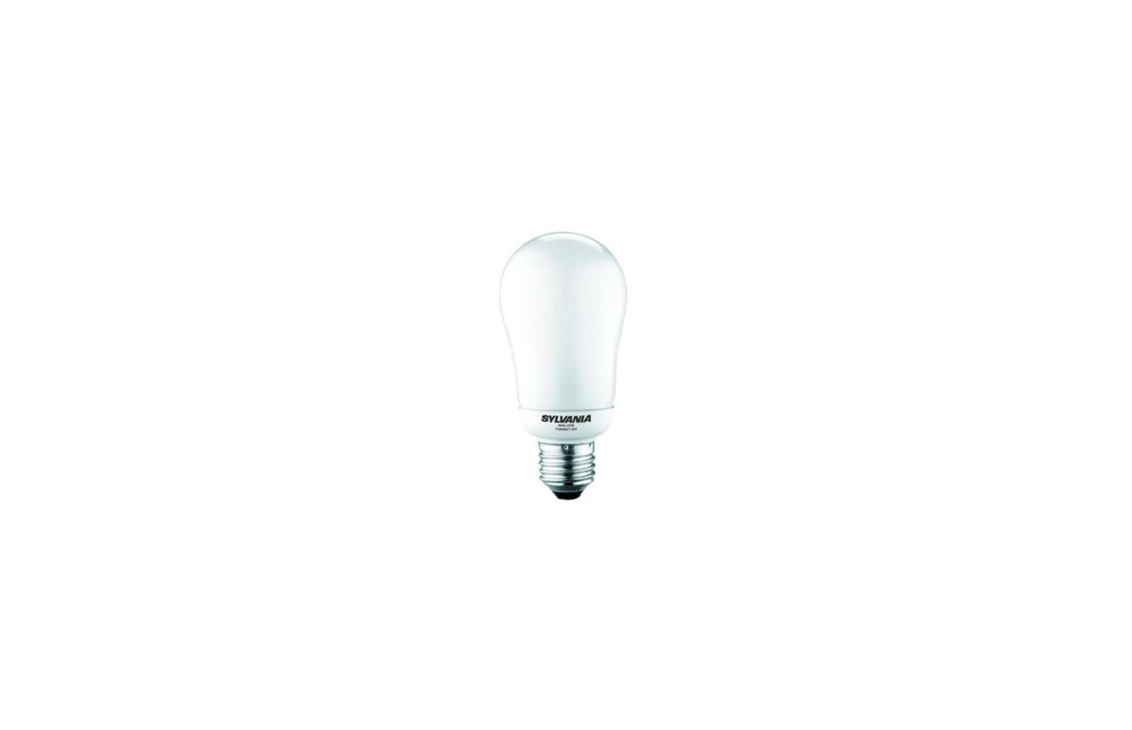 Lâmpada fluorescente ECO A60 E27 18W