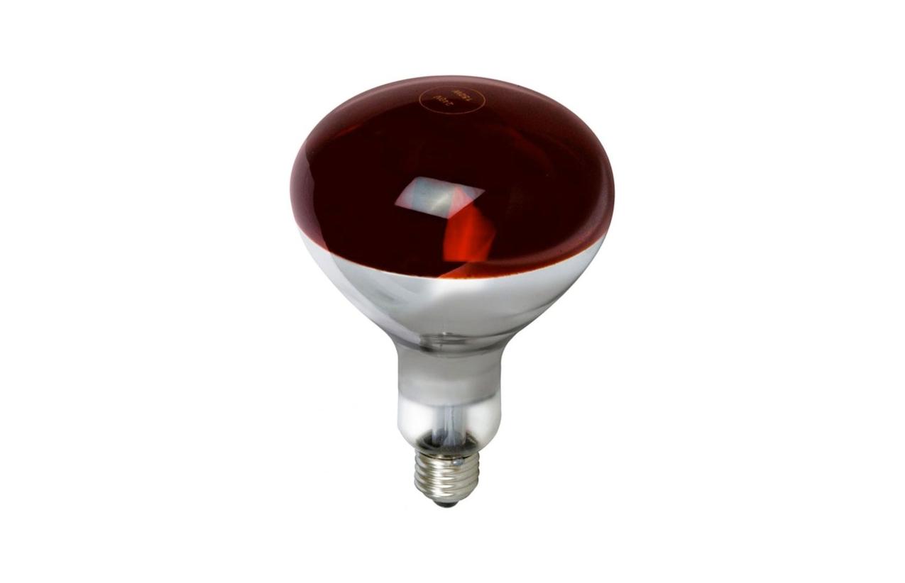Lâmpada de infravermelhos incandescente R125 E27 150W 33002
