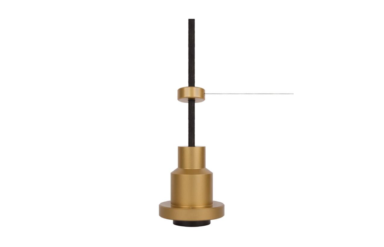 Vintage 1906 Pendulum Pro E27 dourado