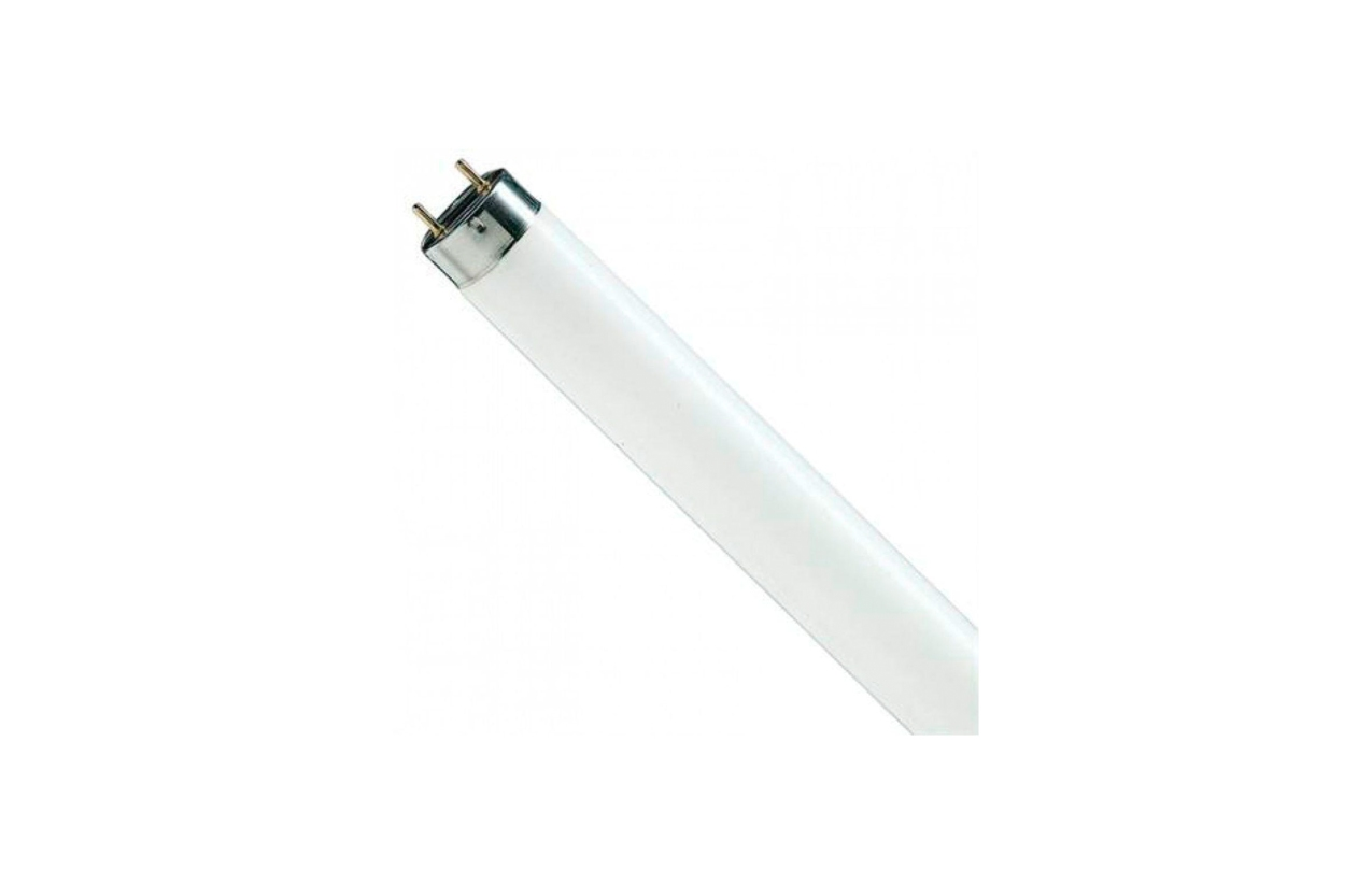 Lâmpada fluorescente tubular T8 18W 60cm 6500K (branco frio)