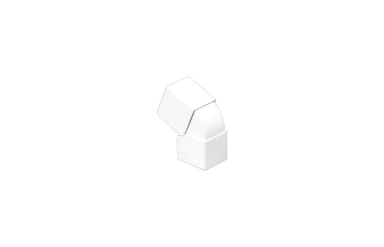 Ângulo exterior variável (60x40mm)