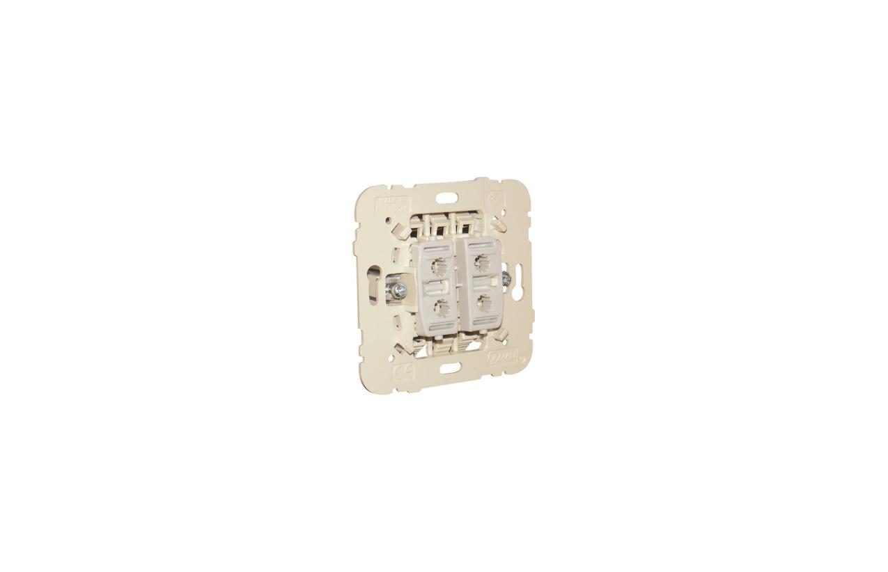 Comutador de escada duplo Mec21 21101