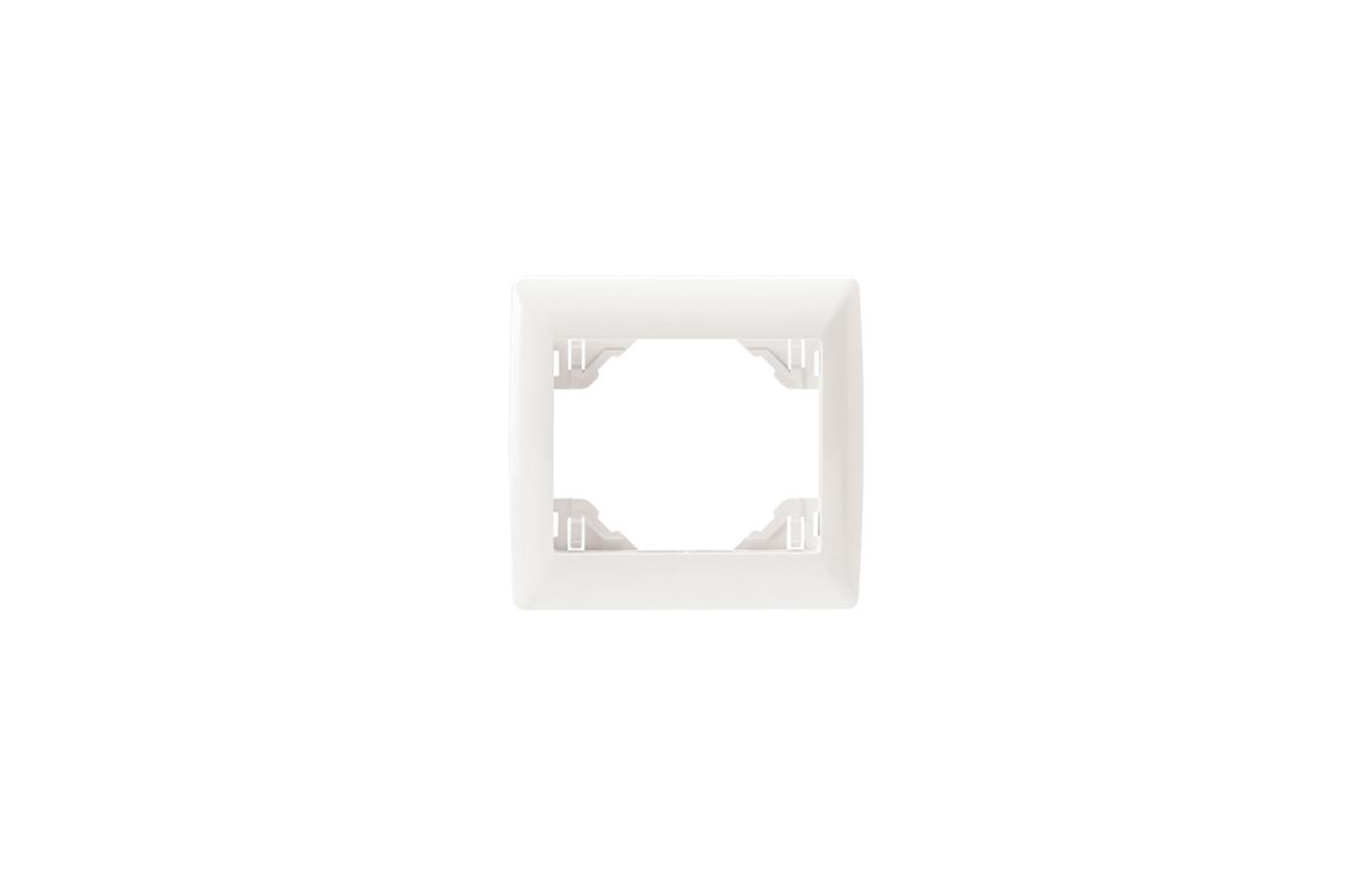 Espelho simples branco Sirius70 70910