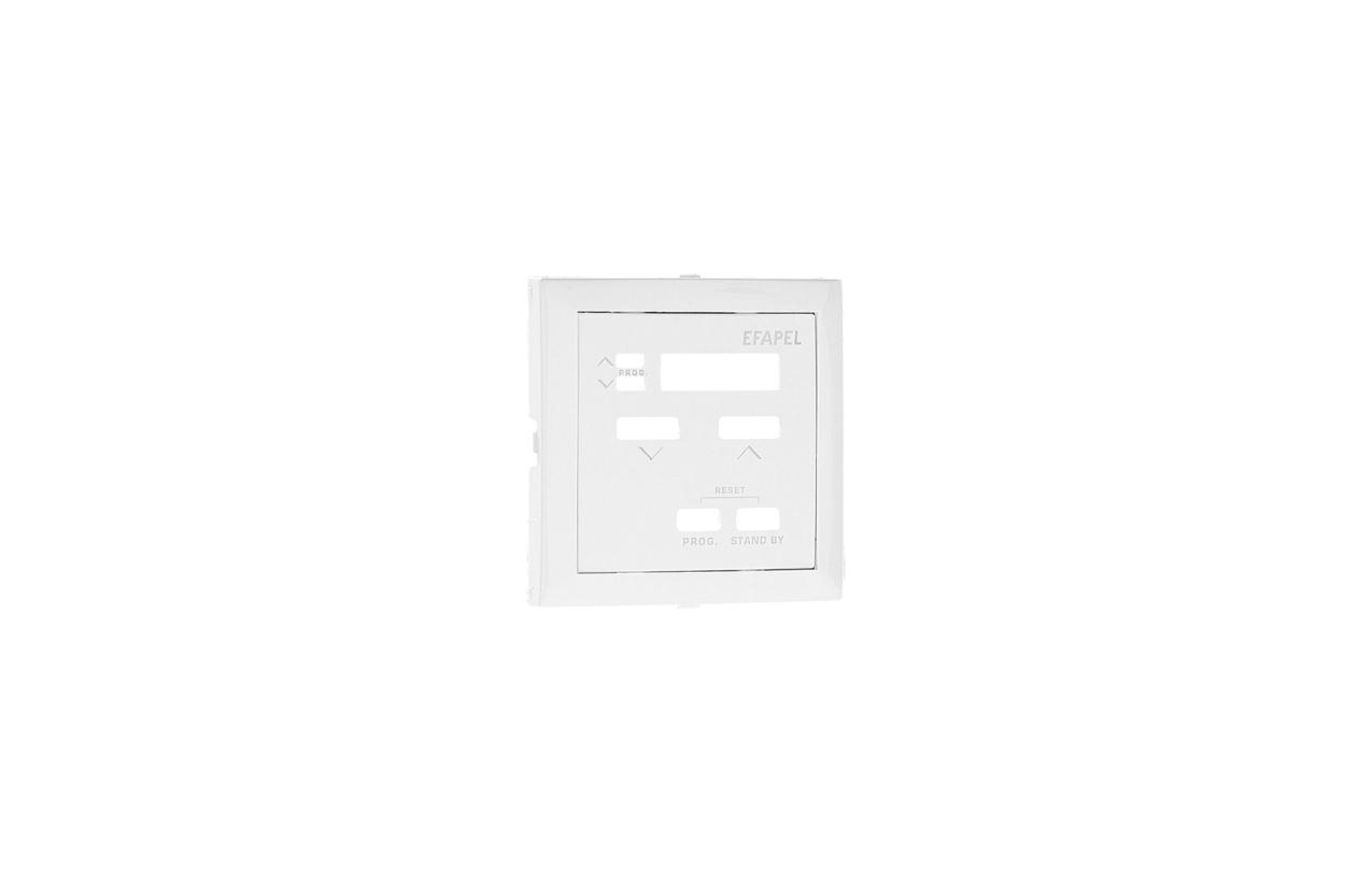 Centro branco para comando geral de persiana com sensor IR 90311TBR