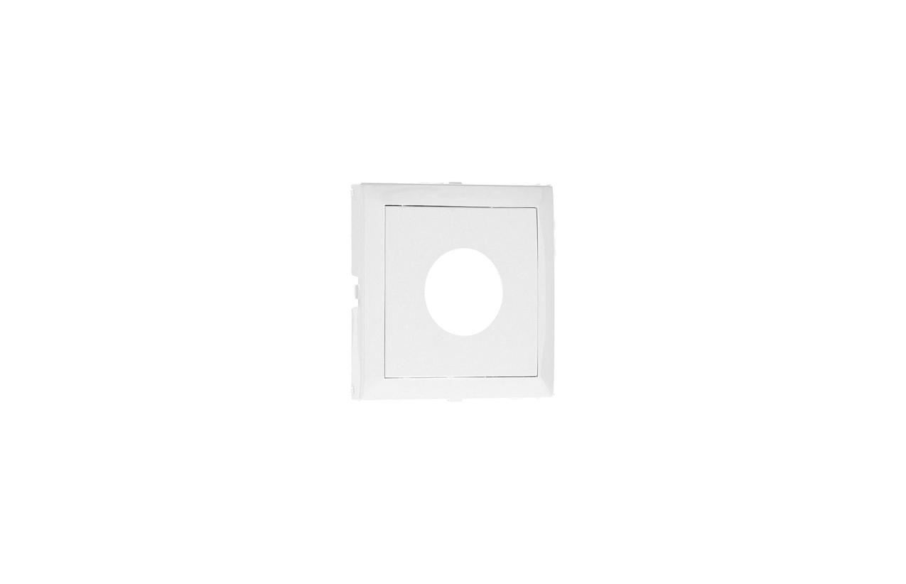 Centro branco Logus 90 para detetor de movimento 90401 T BR