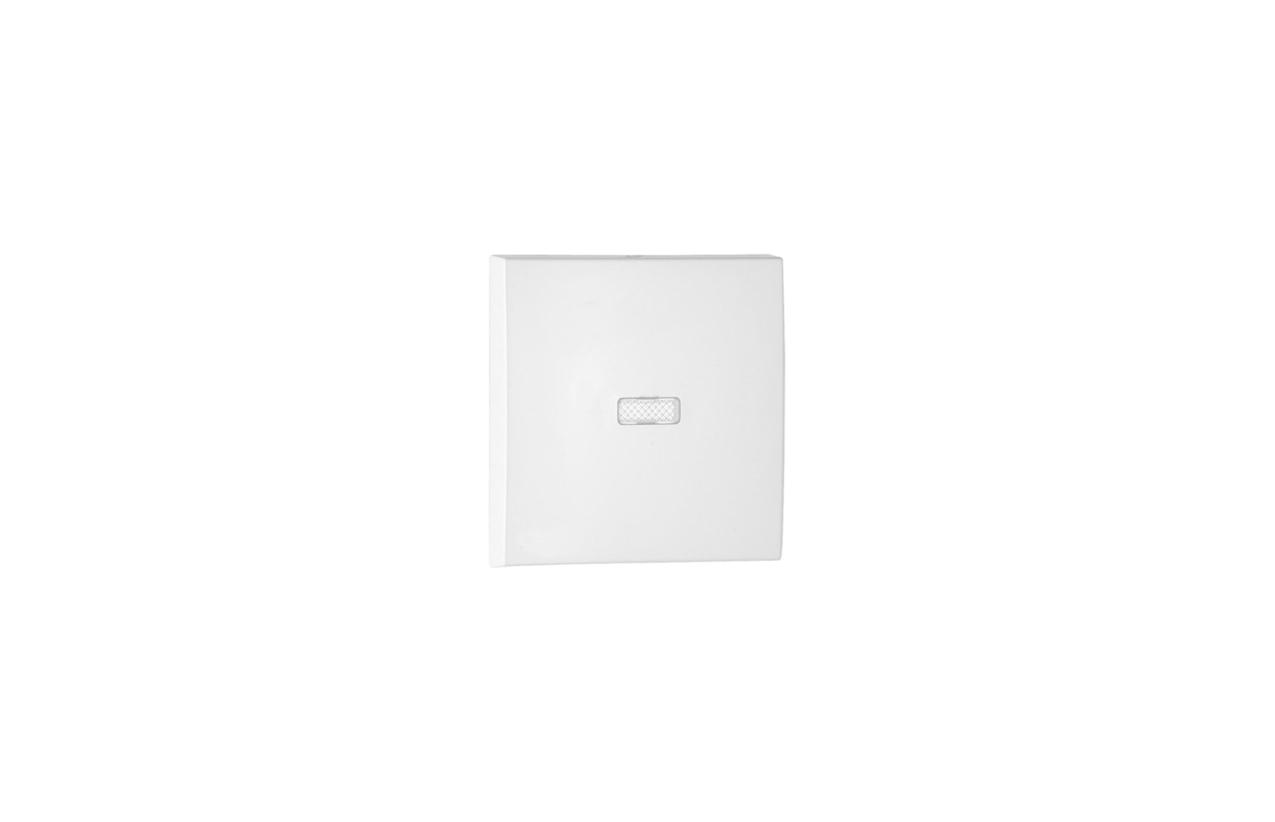 Tecla para luminosos branco Logus 90 90602 T BR