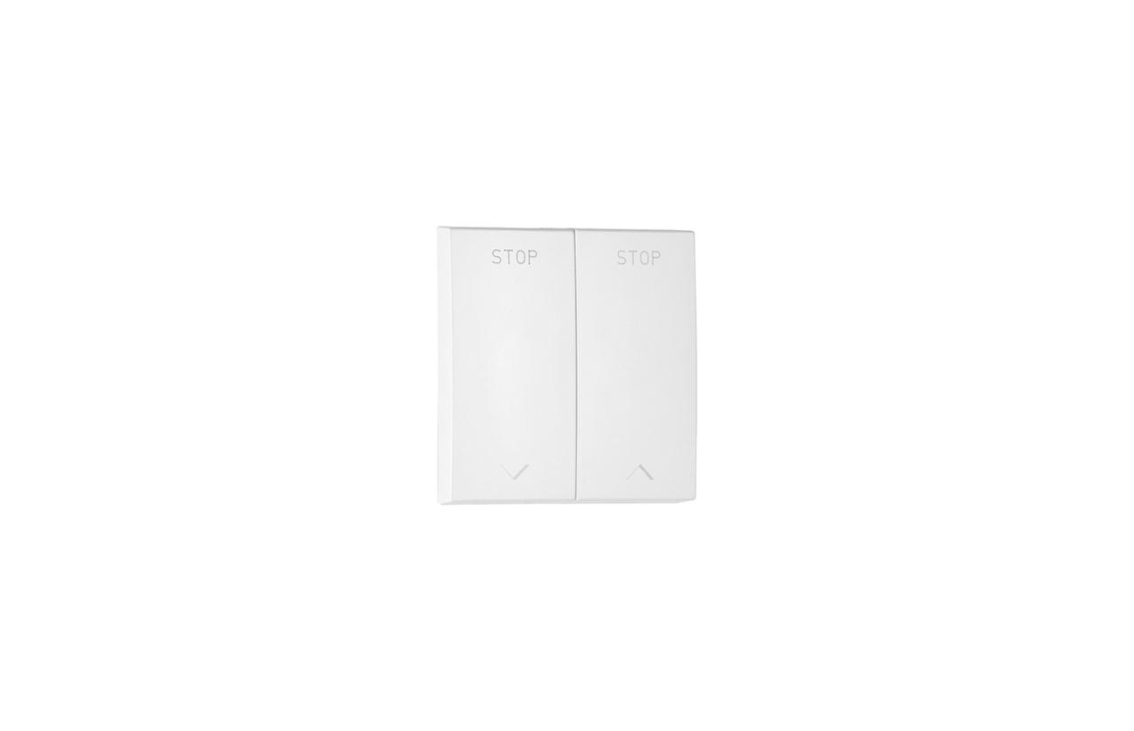 Teclas brancas Logus 90 para inversor de persianas 90613 T BR