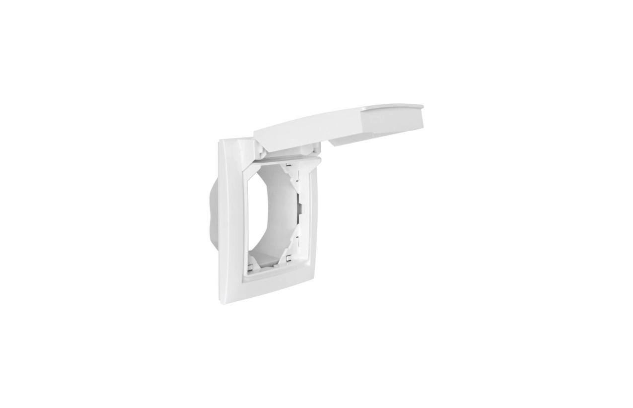 Espelho estanque IP44 branco Logus90 90961 T BR