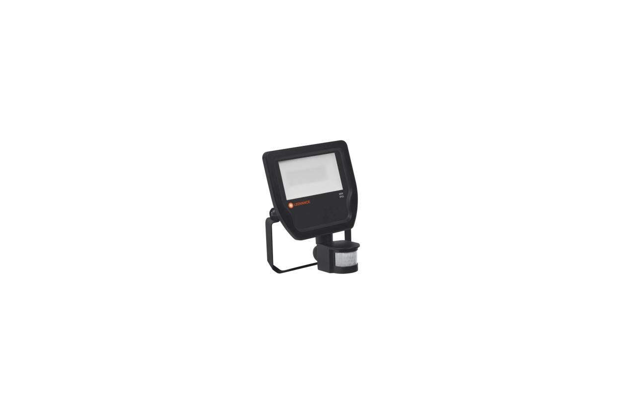 Projetor LED com sensor 20W 3000K (branco quente) 143531