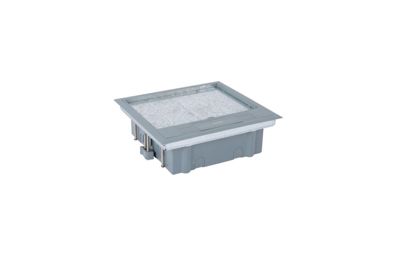 Caixa de chão Access 12 módulos verticais 088171