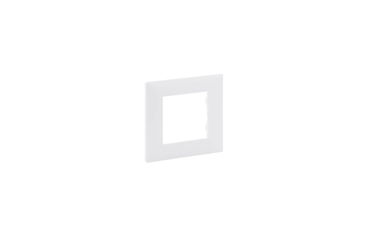Espelho simples branco Niloé Step 864171