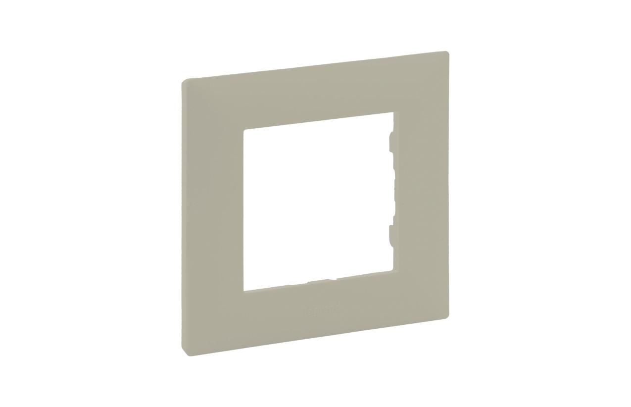 Espelho simples areia Niloé Step 864671