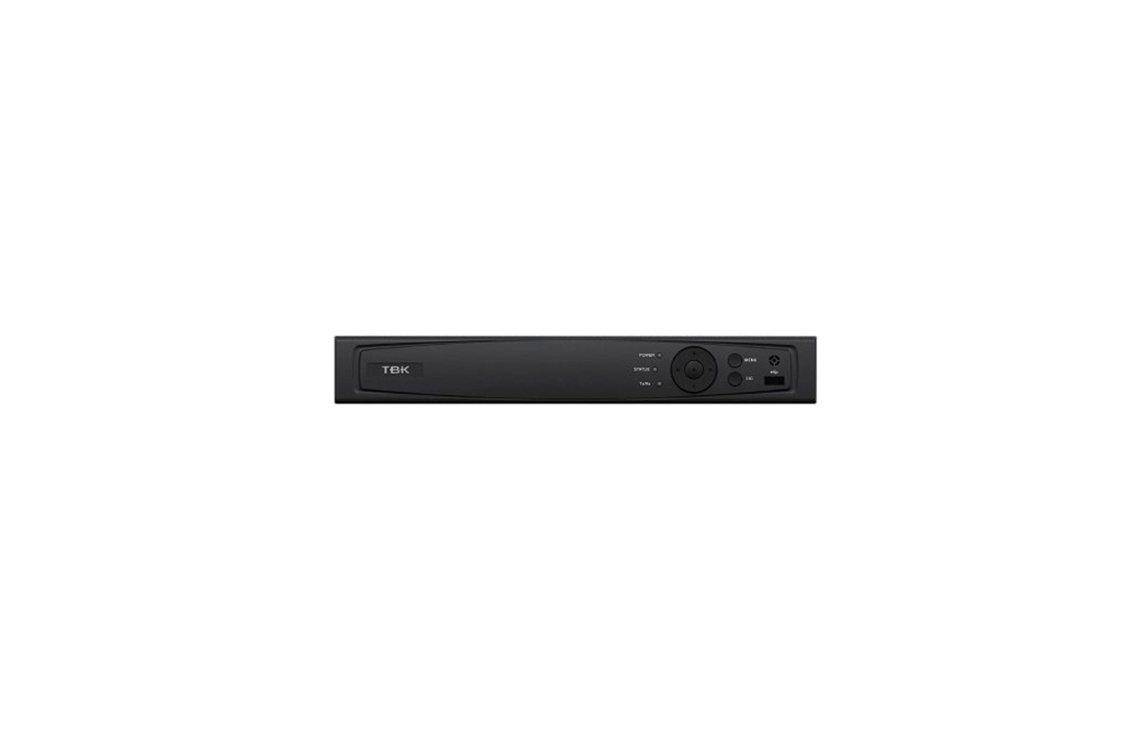 Gravador digital HD de 8 canais TBK-DVR1208