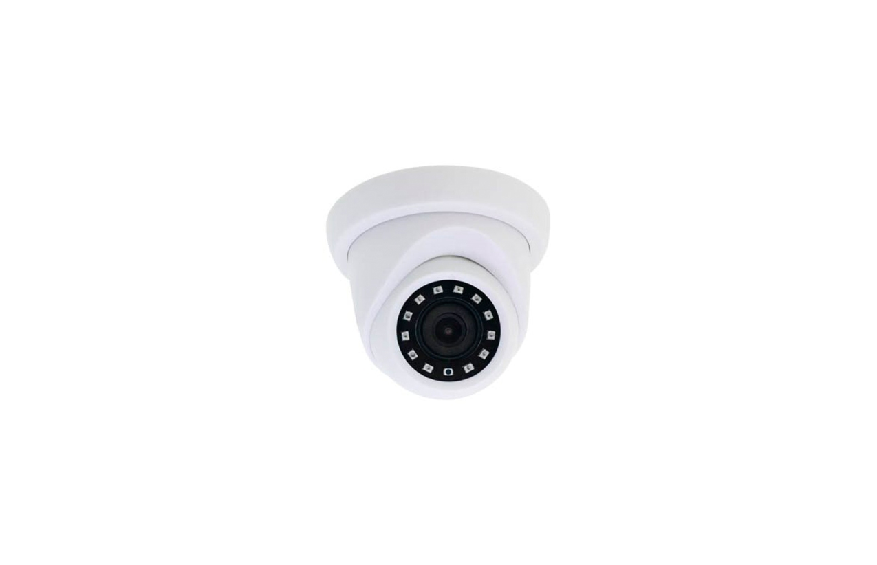 Câmara de teto 4 em 1 com lente fixa de grande ângulo TBK 344101008