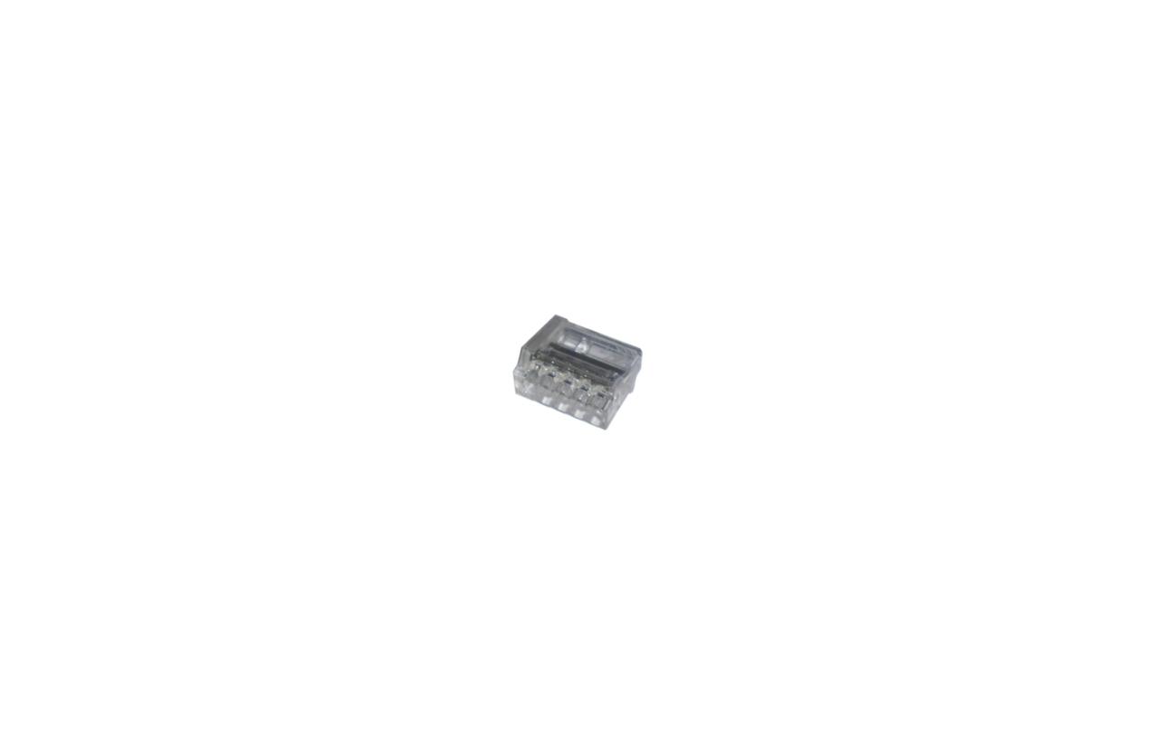 Ligador rápido para fio rígido 5x2,5mm