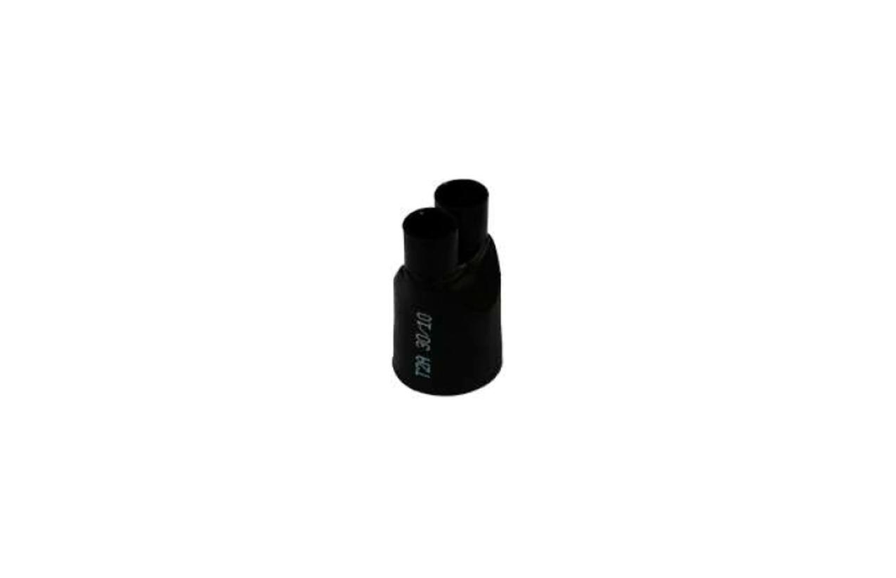 Extremidade termoretrátil baixa tensão 2 saídas 4 a 35mm2