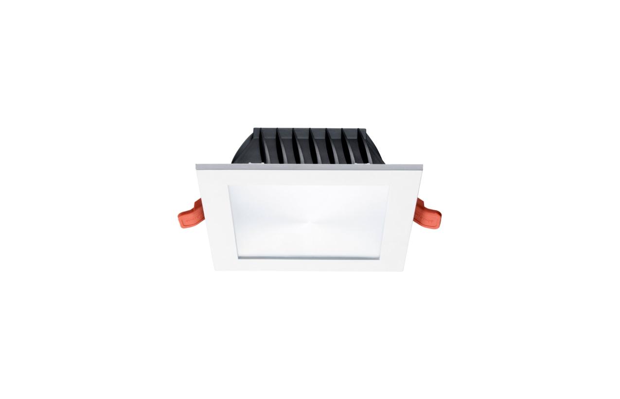 Downlight quadrado SYL-LIGHTER LED 15W 4000K