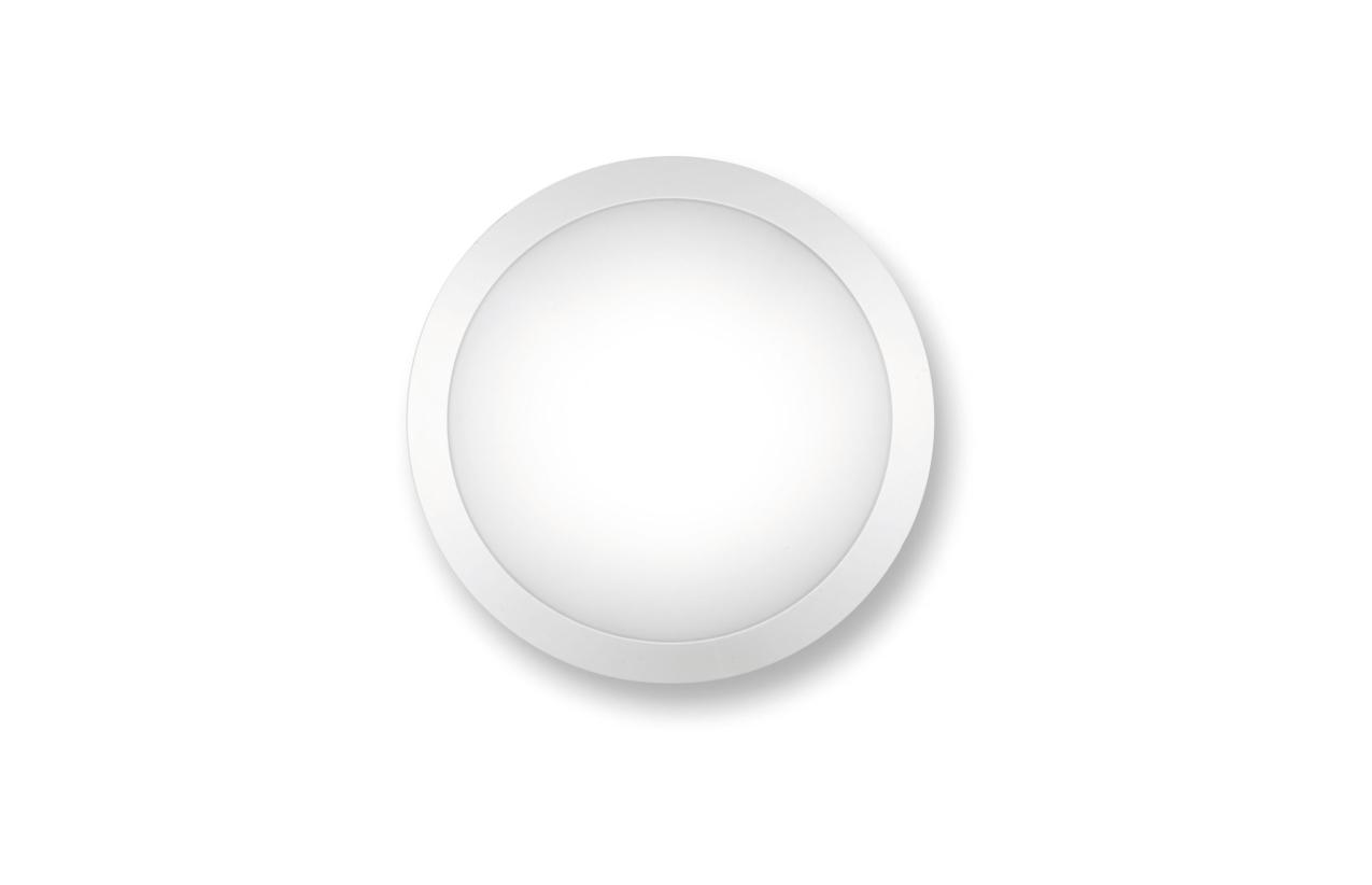 Aplique redondo IP65 LED 14W branco 8322 LED