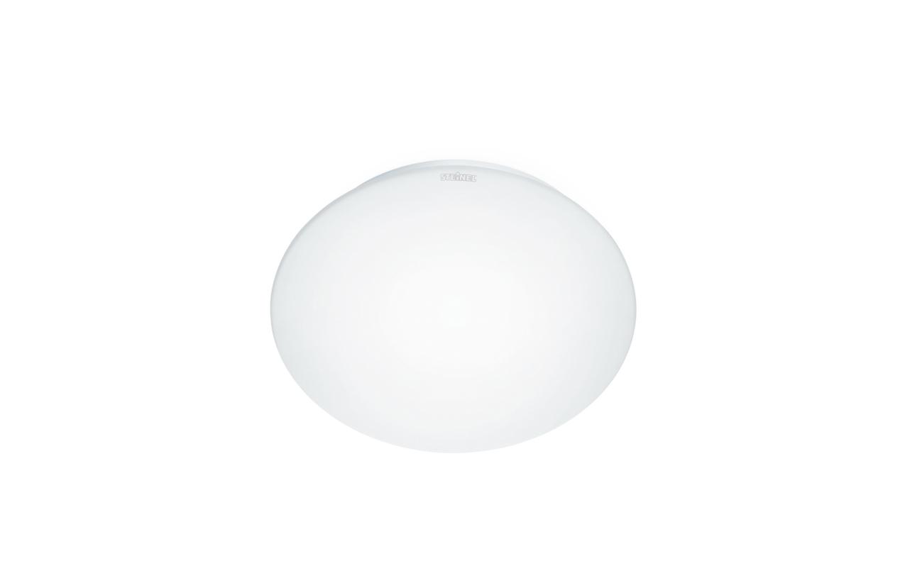 Plafonier RS 16 LED 9,5W 4000K cobertura em vidro