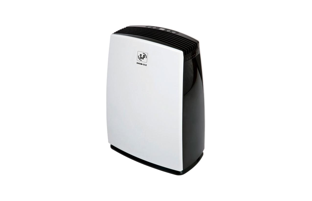 Desumidificador portátil DHUM-12 E 260W