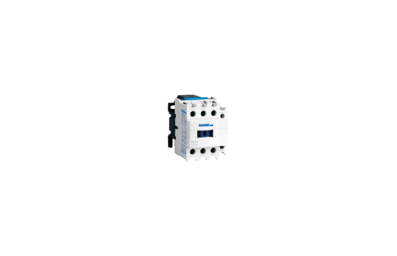Contactor 80A 1NO+1NC 400V C880N7