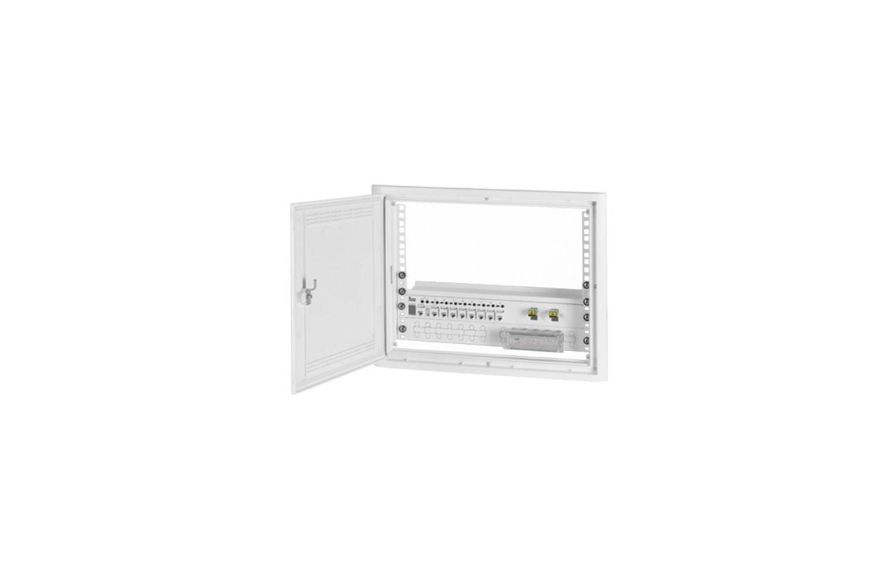 Aro/Porta equipado ATI 3play 3U (8PC + 8CC + 2FO) 2901932