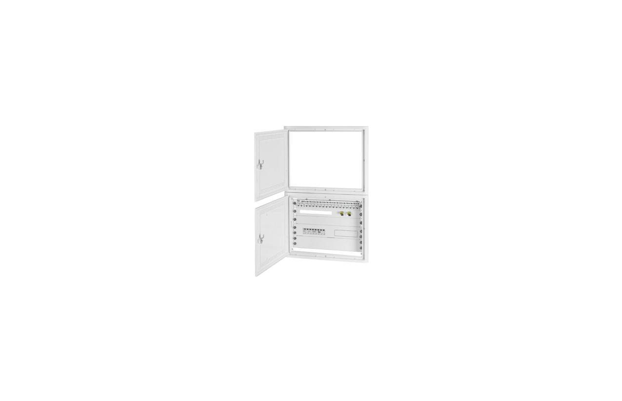 Aro/Porta equipado ATI 3play 6U (12PC + 8CC + 2FO) 2901936