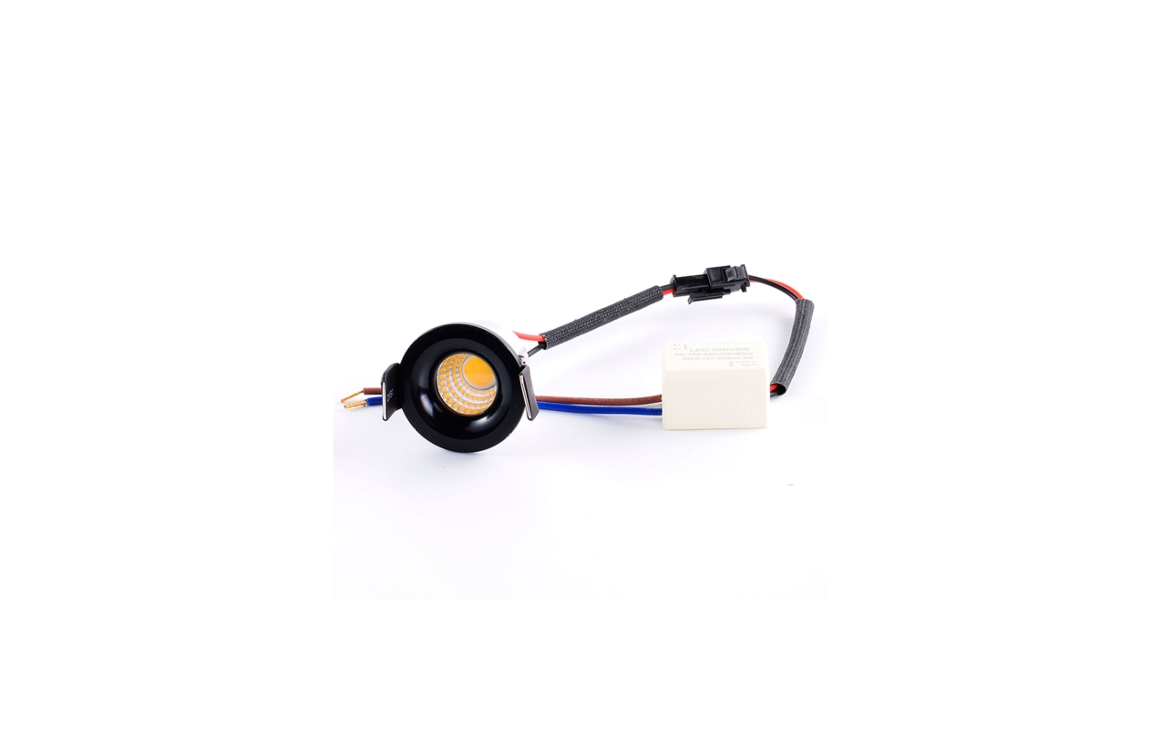 Mini projetor LED 3W 4200K (branco neutro)