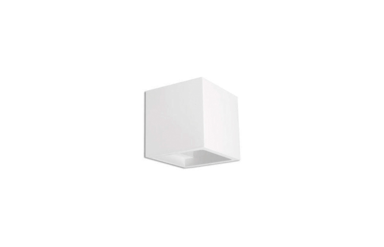 Aplique ATLAS IP54 LED 6W branco