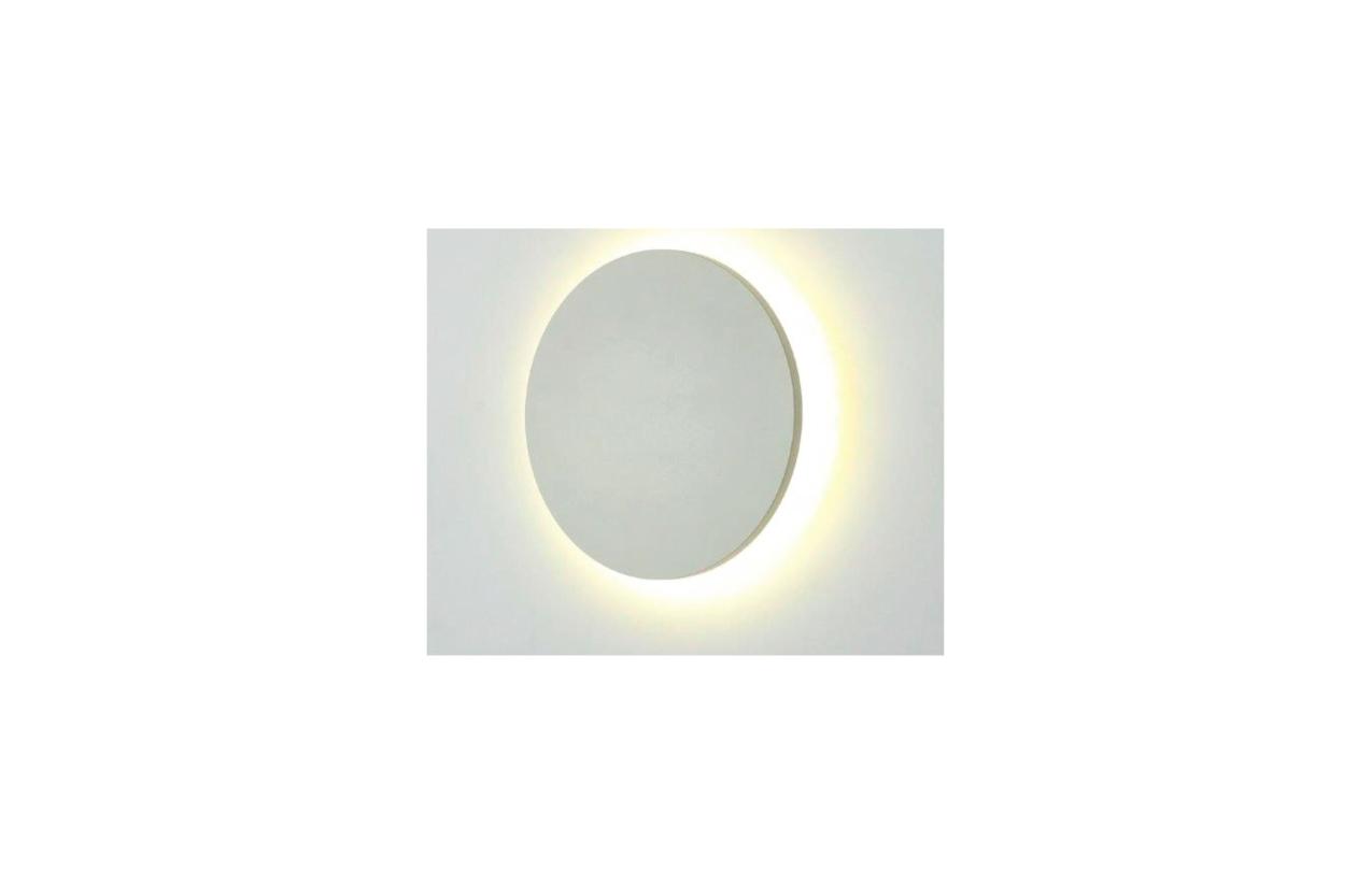 Aplique ANDES IP54 LED 6W branco