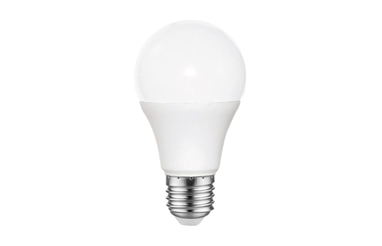 Lâmpada LED standard A60 E27 9W 3000K