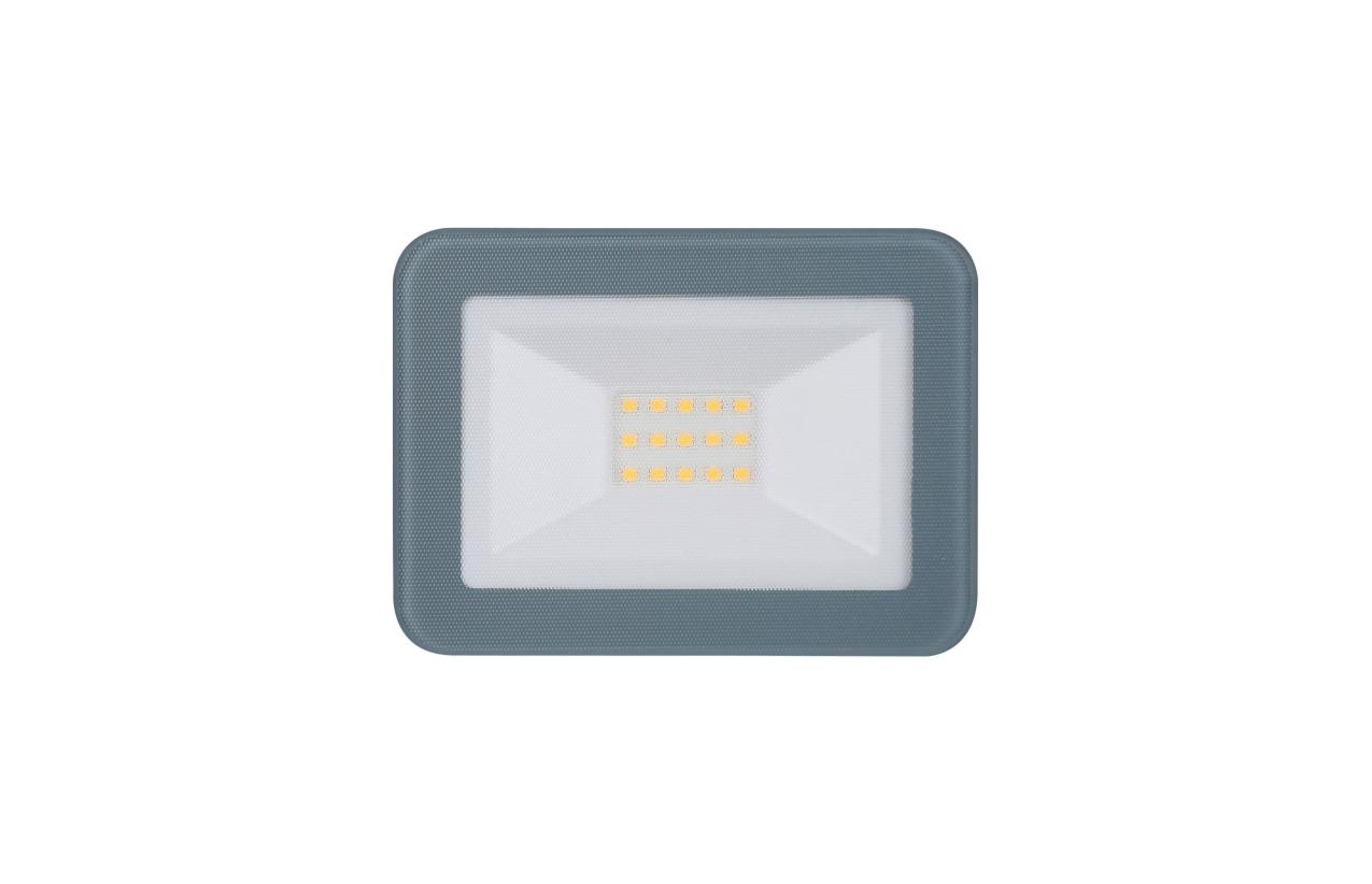Projetor LED ultrafino 10W 6000K (branco frio)