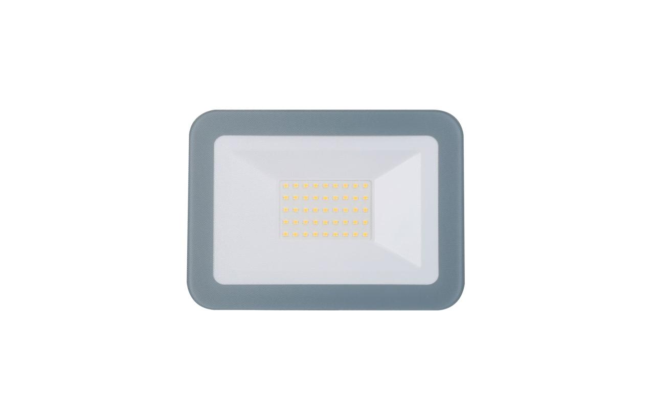Projetor LED ultrafino 30W 6000K (branco frio)