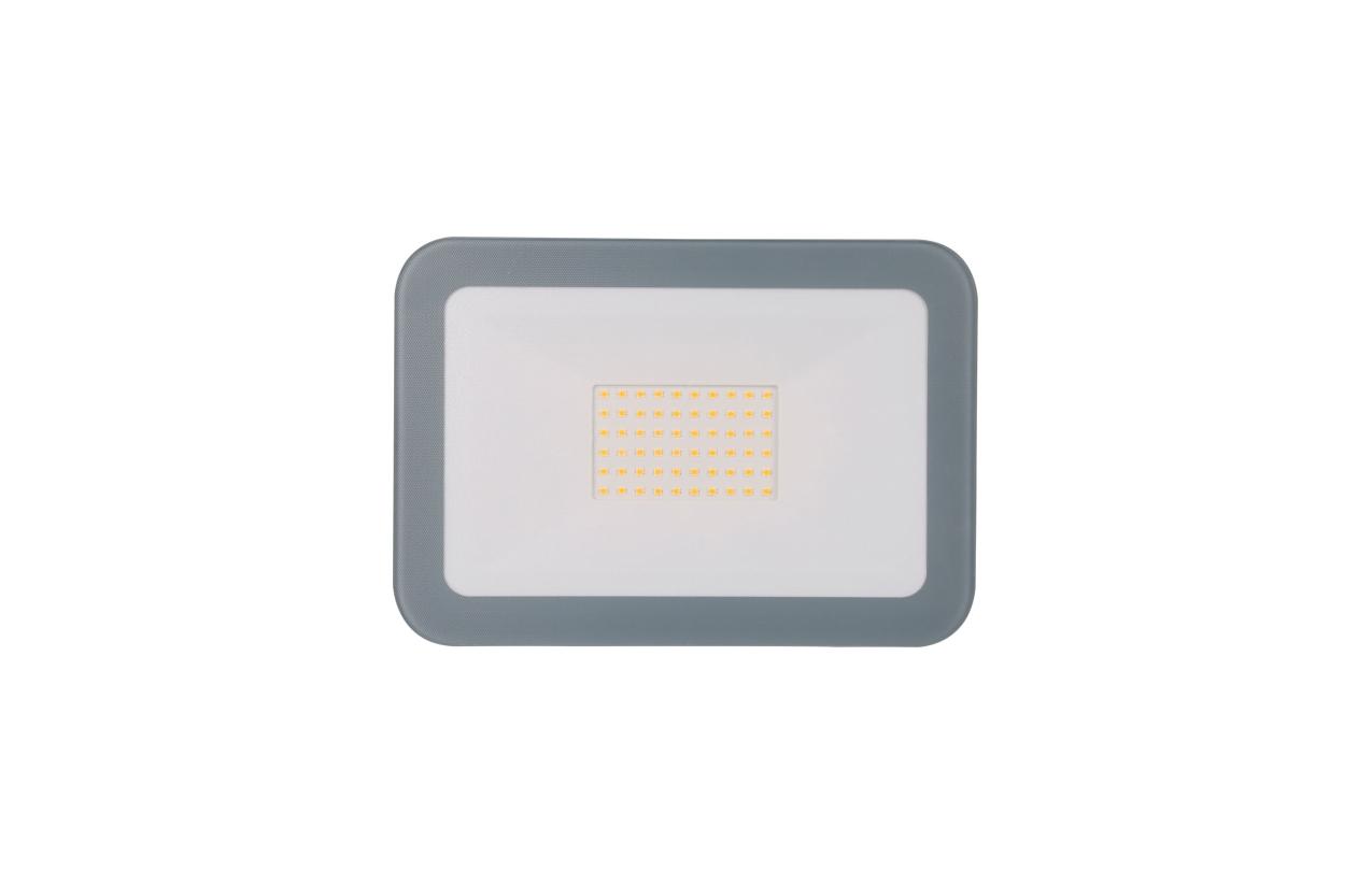 Projetor LED ultrafino 50W 6000K (branco frio)