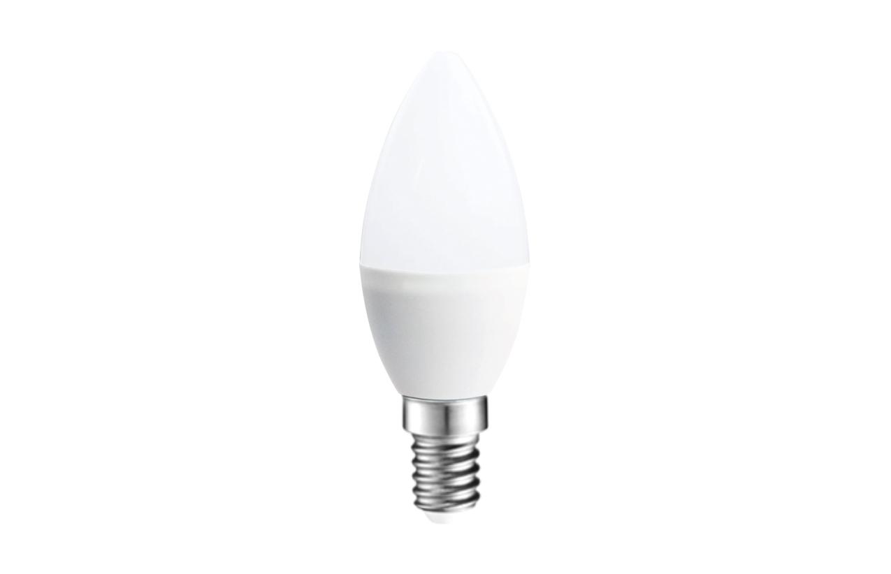 Lâmpada LED Chama E14 5,2W 6400K