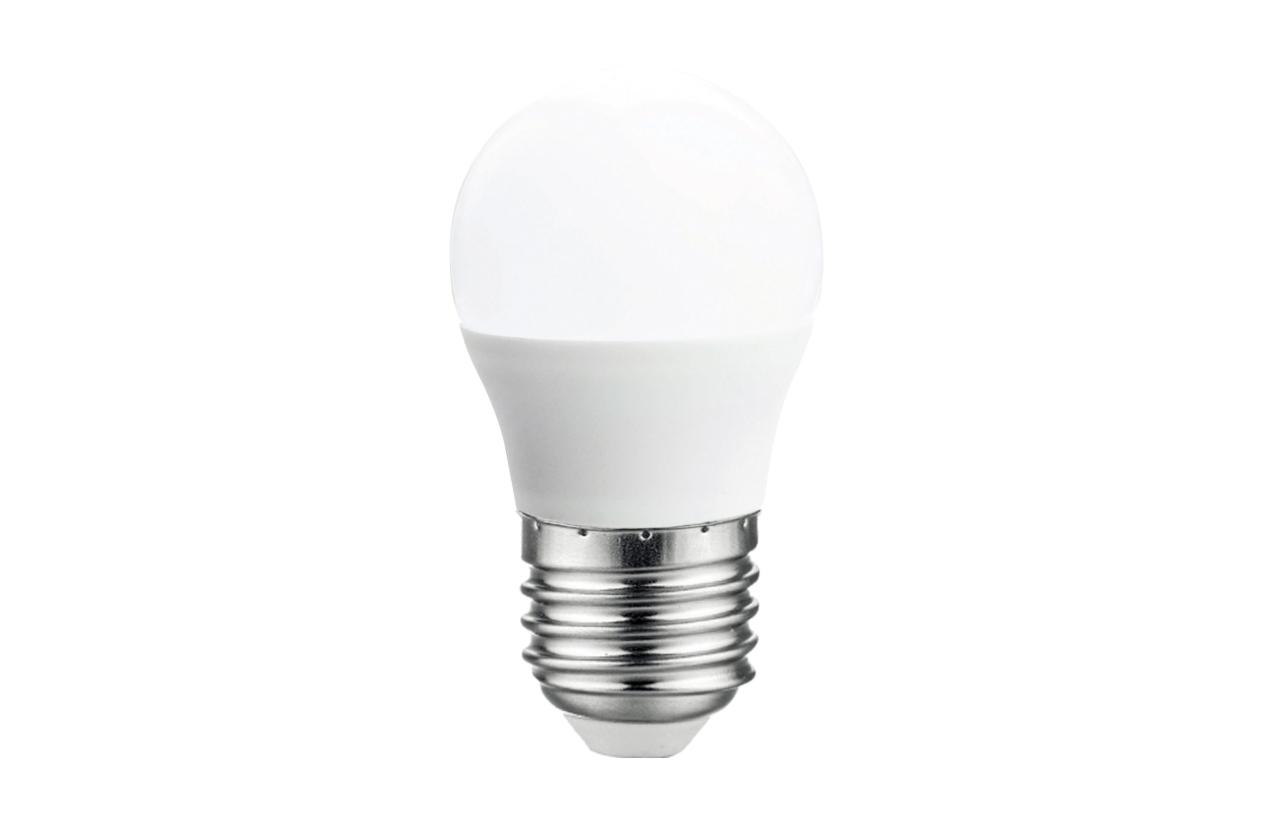 Lâmpada LED Esférica E27 5,2W 3000K