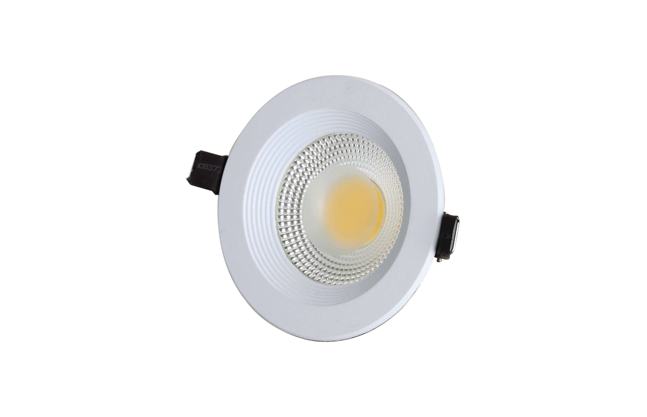 Downlight redondo COB LED 10W 4200K
