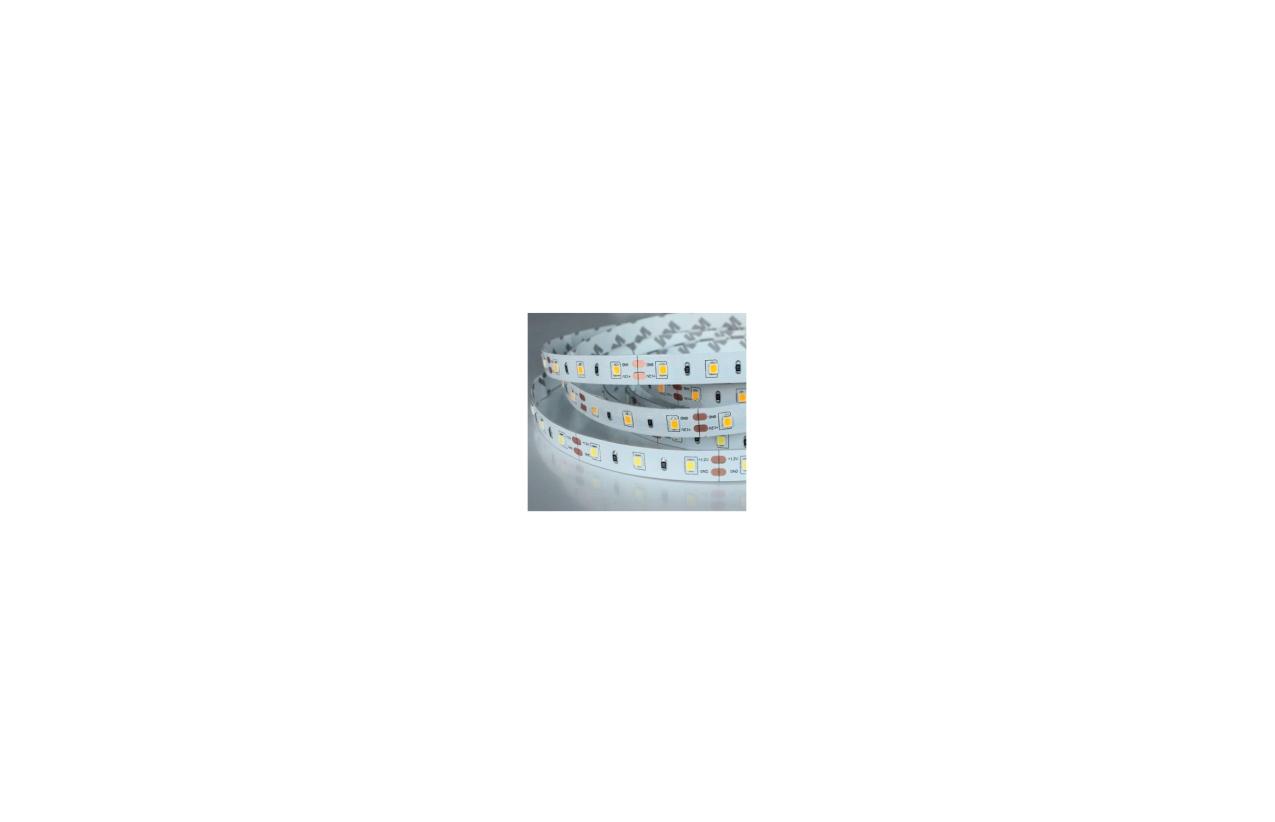 Fita LED 12V 6W 4200K IP20  (5 metros)