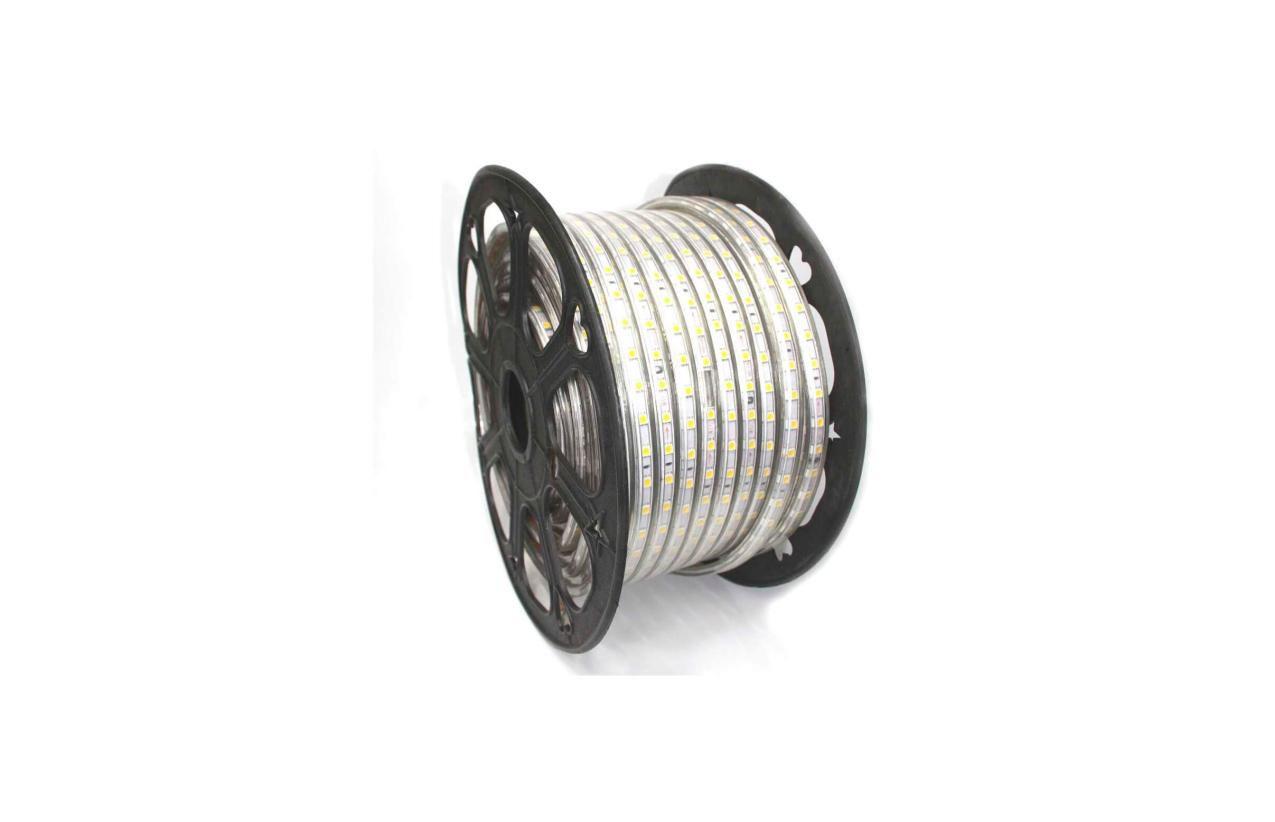 Fita LED 230V 12W 6000K IP65  (1 metro)