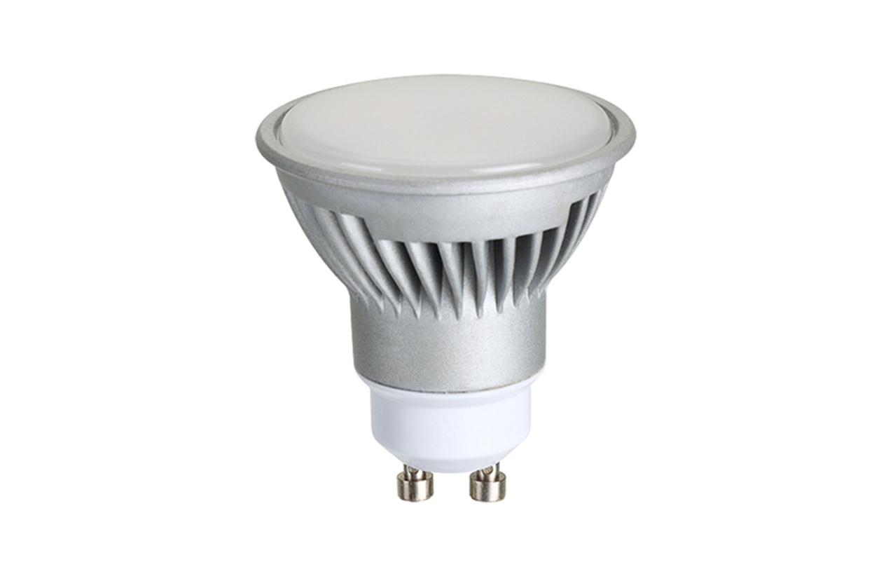 Lâmpada LED GU10 7,5W 6400K (branco frio)