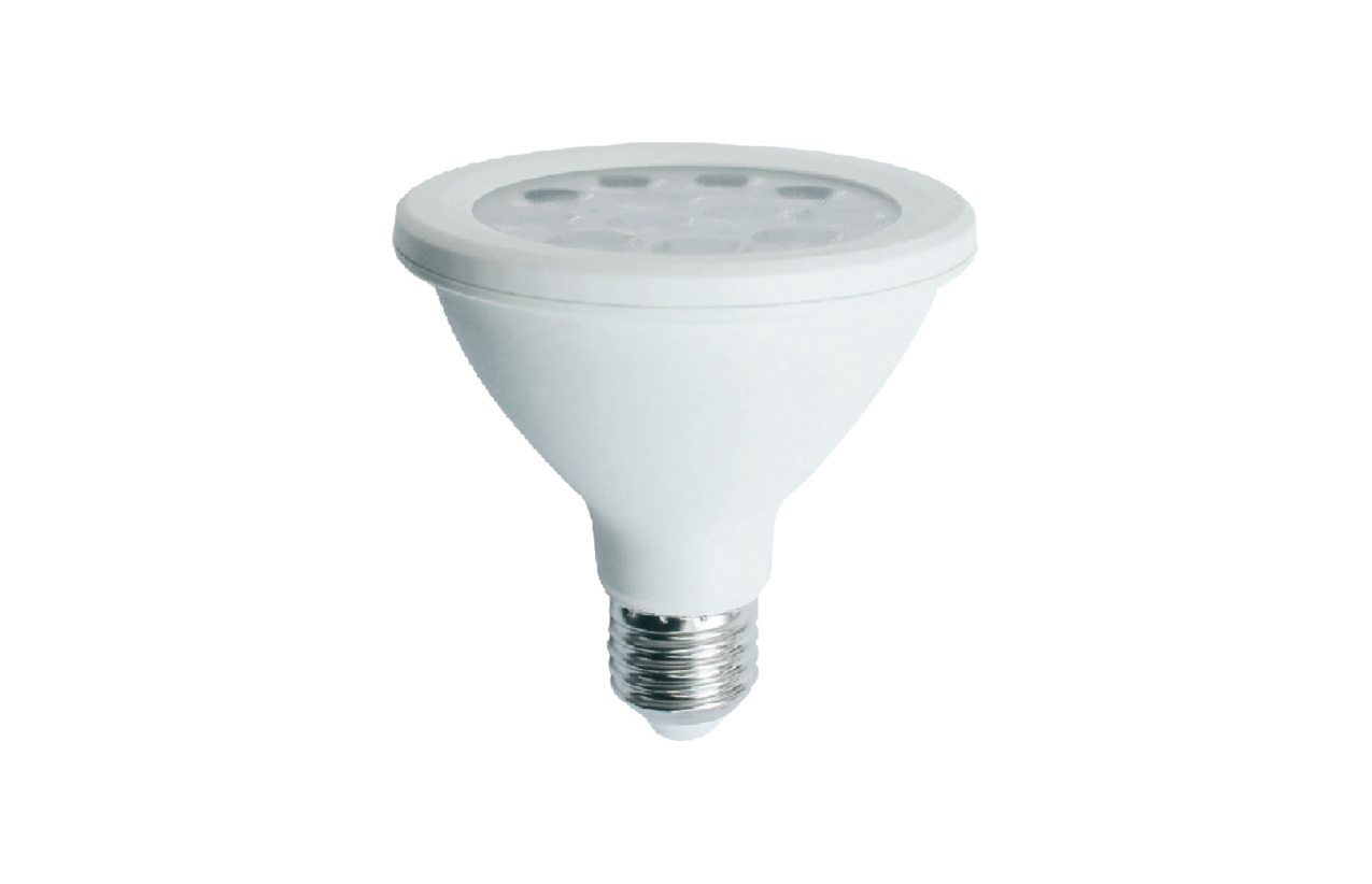 Lâmpada LED PAR30 E27 12W 4100K