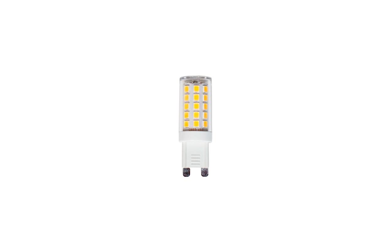 Lâmpada LED G9 3,5W 3000K