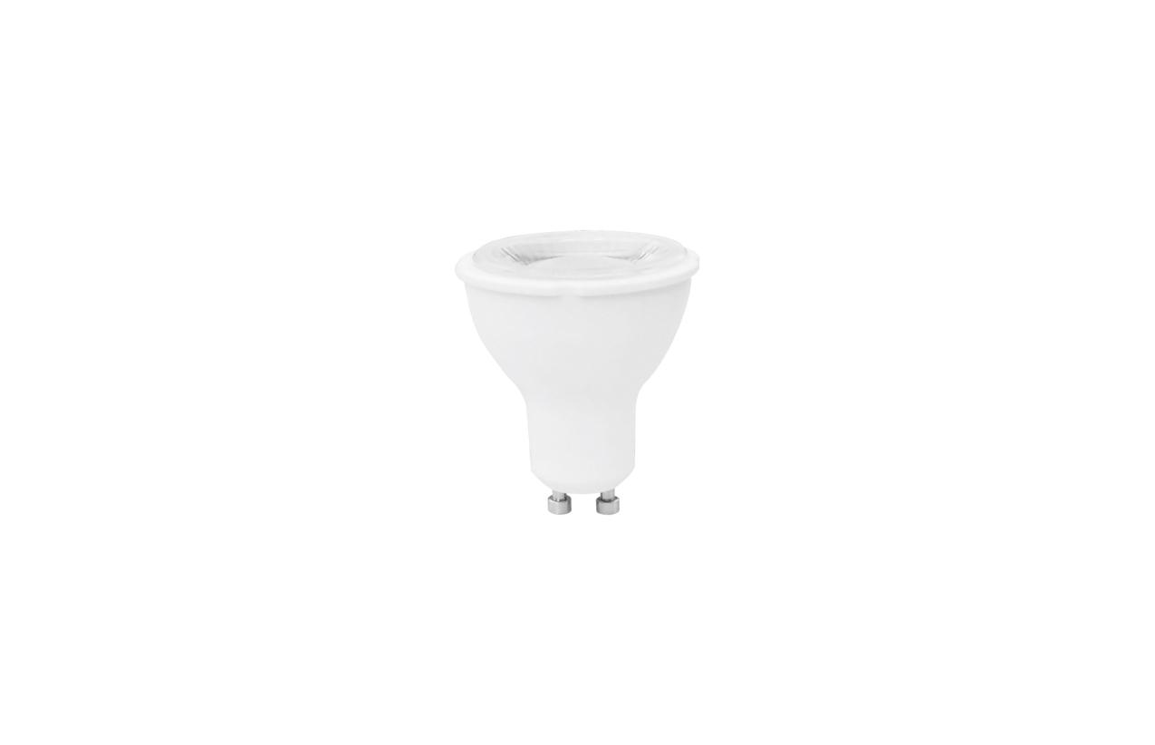 Lâmpada LED GU10 6W 3000K (branco quente)
