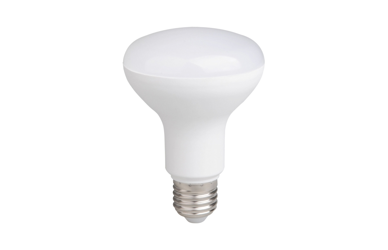 Lâmpada LED R80 E27 10W 4100K